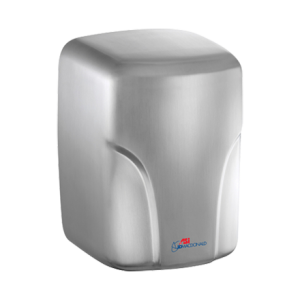 10-0197-2-93 ASI JD MacDonald Turbo-Dri Hand Dryer Satin Stainless Steel