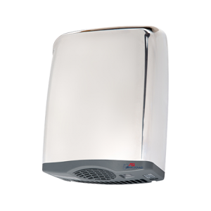 HDAPPSS ASI JDMacDonald Applause Hand Dryer Polished Stainless Steel